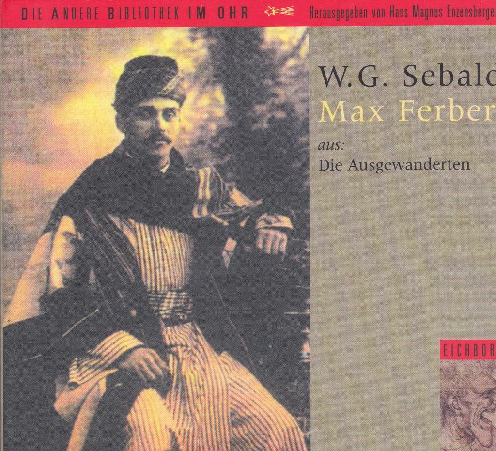 Max Ferber CD Cover