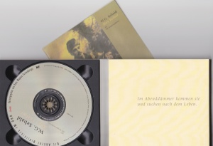 Max Ferber CD Insides