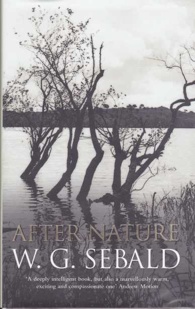 Sebald After Nature British Edition