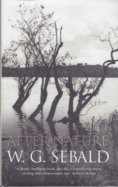 Sebald After Nature British Edition