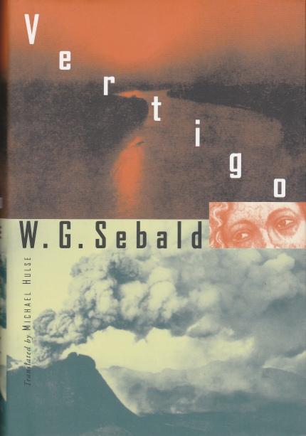 Sebald Vertigo American cover