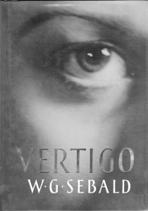 Sebald Vertigo British cover