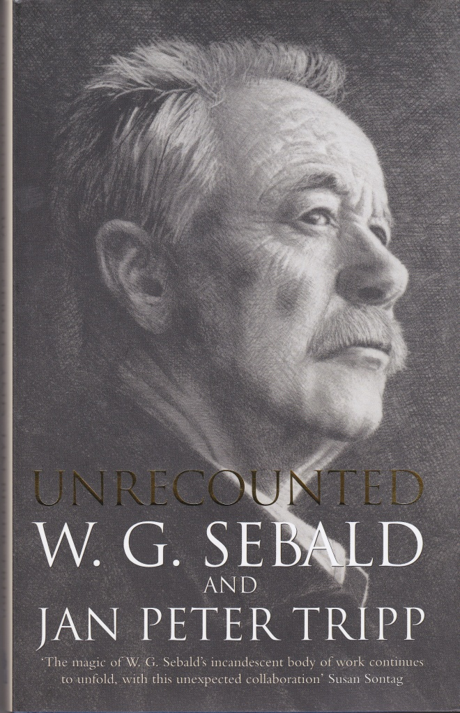 Sebald Unrecounted British