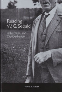 Blackler Reading Sebald