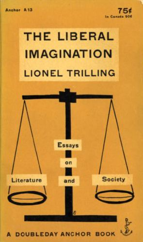 trilling essays Open document below is an essay on leaonel trilling from anti essays, your source for research papers, essays, and term paper examples.