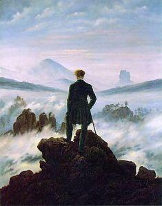 Caspar David Friedrich wanderer