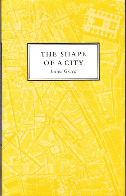 Gracq Shape of a City