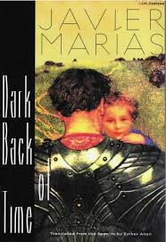 Javier Marias Dark Back of Time cover