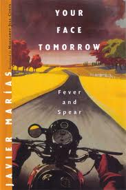 Javier Marias Fever and Spear cover