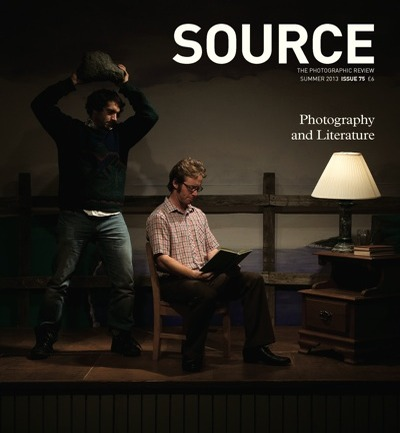Source Photography Literature Cover