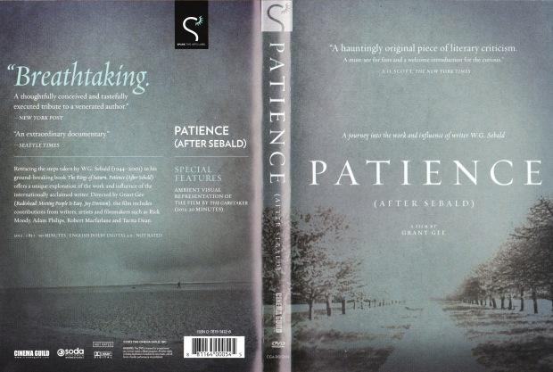 Patience DVD