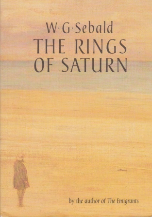 Sebald Rings of Saturn British Edition