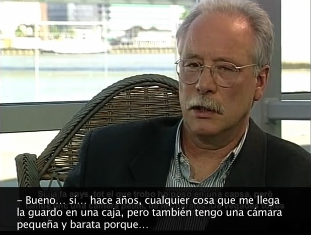 Sebald Video Interview2
