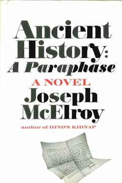 Joseph_McElroy,_Ancient_History,_cover