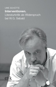 Sebald Cover Interventionen