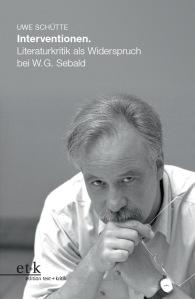 Sebald Cover Interventionen