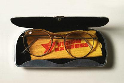 Sebald's Eyeglasses