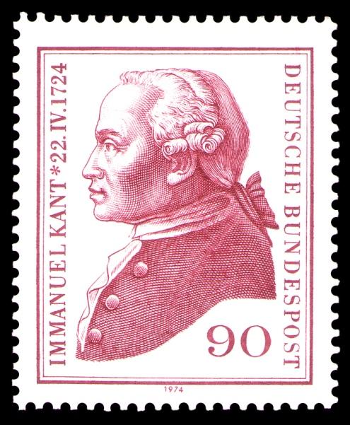 Kant Stamp