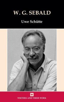 Schutte Sebald Book Cover